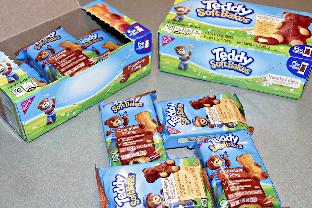 #2Good2Bear #DiscoverTeddy #ad, Effortless Snacking Station, TEDDY SOFT BAKED Filled Snacks, How to develop independence in your children, single mom hacks