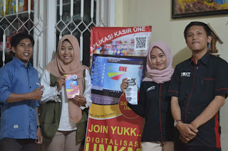 Digitalisasi UKM Periode April 2019
