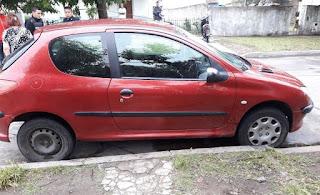 EL PAIS ARRASTRADO BAJO UN AUTO CONDUCIDO POR UN BORRACHO