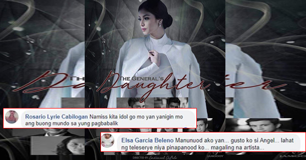 "LOOK: ""The General's Daughter"" Poster Made The Fans Go Wild"