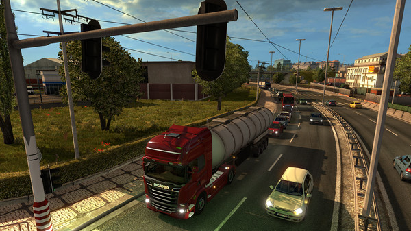 Euro Truck Simulator 2 v1 32 3 7s + 61 DLC-Gm Games Download
