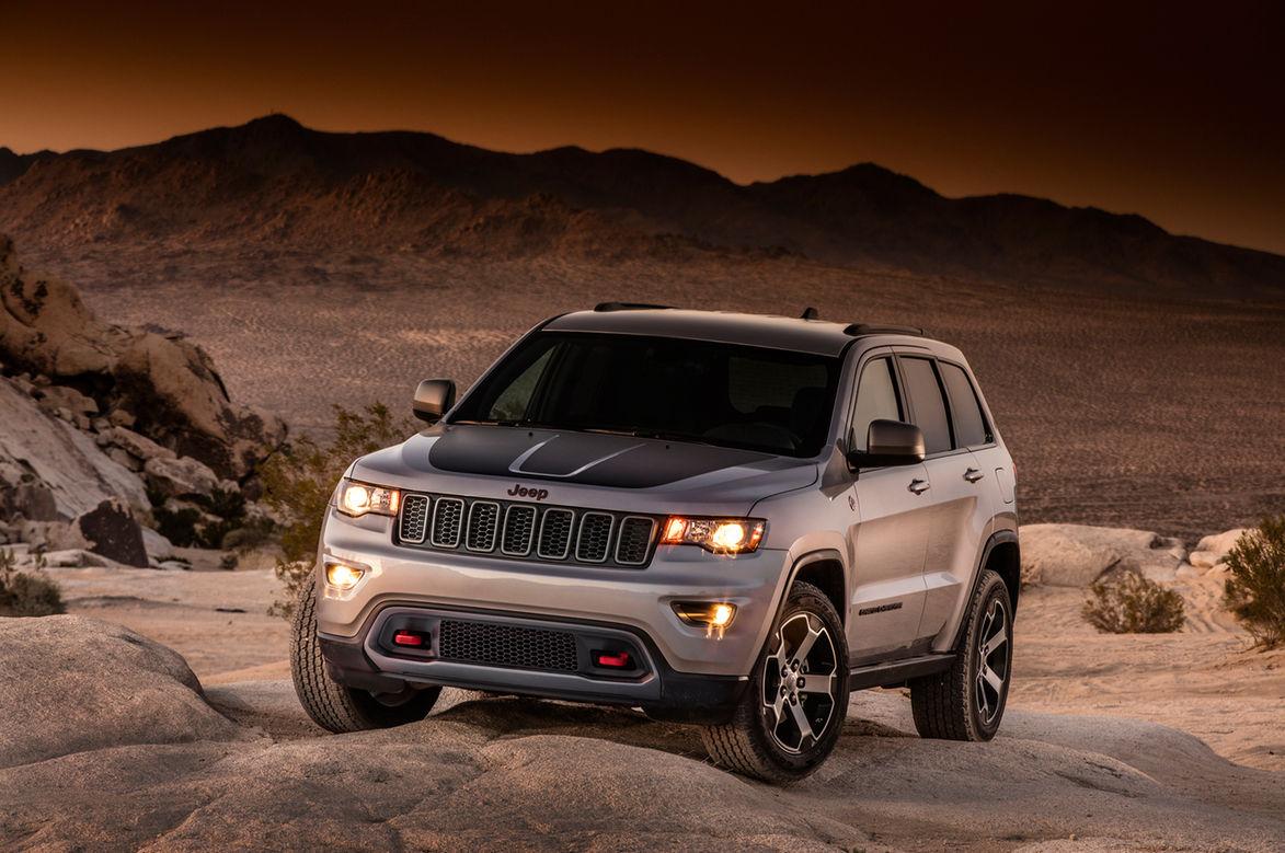 Jeep Grand Cherokee Trailhawk 2017 sẽ là chiếc SUV nhanh nhất thế giới?