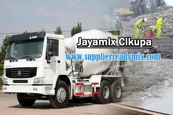 Harga Cor Beton Jayamix Cikupa Per M3 Terbaru 2020