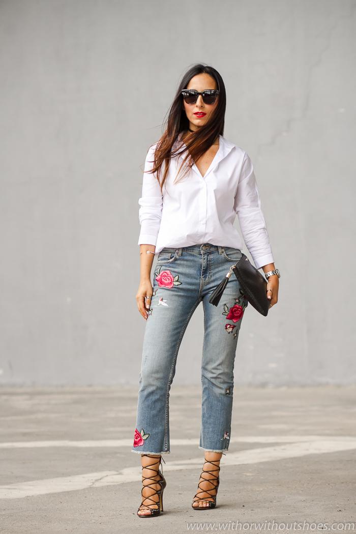 Blogger valenciana de moda con estilo y los zapatos mas bonitos