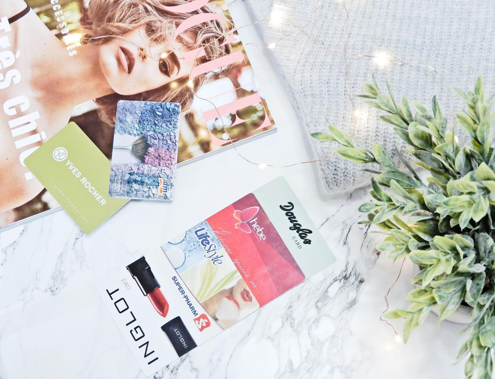 #Smartshopping. Karty lojalnościowe i promocje, czyli blogerki na zakupach