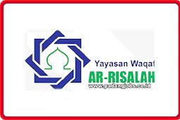 Lowongan Kerja Padang: Yayasan Waqaf Ar-Risalah November 2018