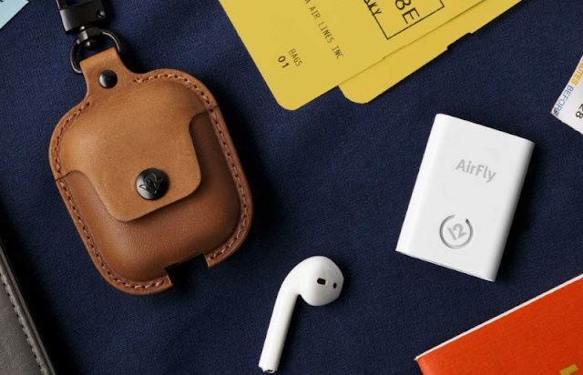 """Twelve South Unveils AirPods Leather Carrying Case """"AirSnap"""""""