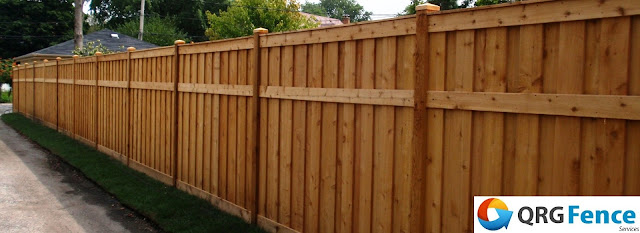 Fence installation Arlington VA