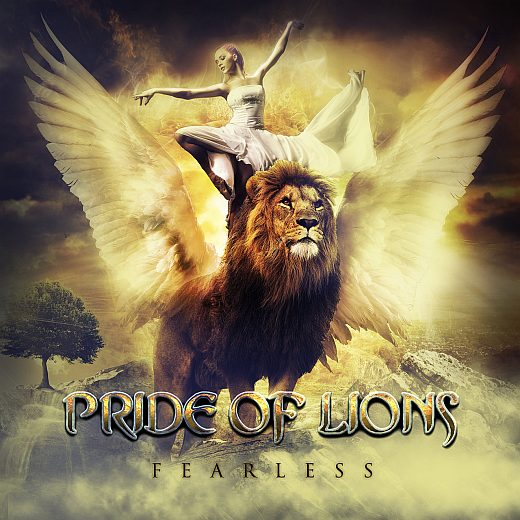 PRIDE OF LIONS - Fearless (2017) full