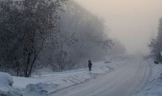 Moscou en quarantaine