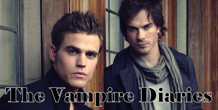 serial the vampire diaries