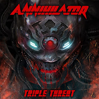 "Annihilator - ""Triple Threat"""