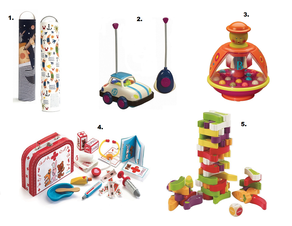 Zabawki ponadczasowe.
