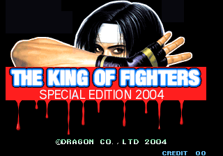 The King of Fighters Special Edition 2004 (The King of Fighters 2002 bootleg)  ( Arcade )