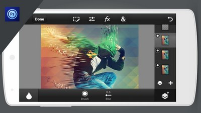 Adobe Photoshop Touch