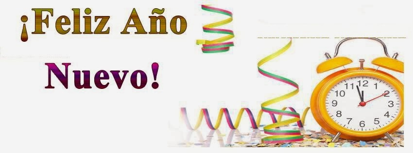 Any One 1-6: Happy New Year in Spanish 2014
