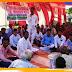 विभिन्न मांगों को लेकर जन संघर्ष समिति का एक दिवसीय धरना प्रदर्शन