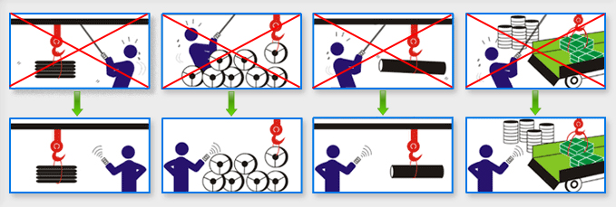 Telecrane Remote Controls Four Ways To Operate A Crane Safer