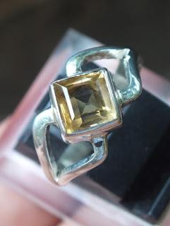 cincin perak wanita
