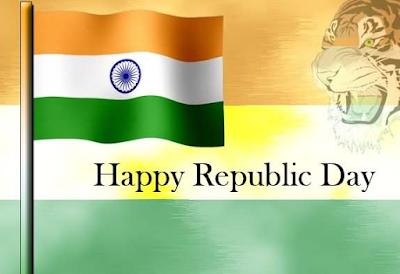 68th Republic Day Tiranga Photos