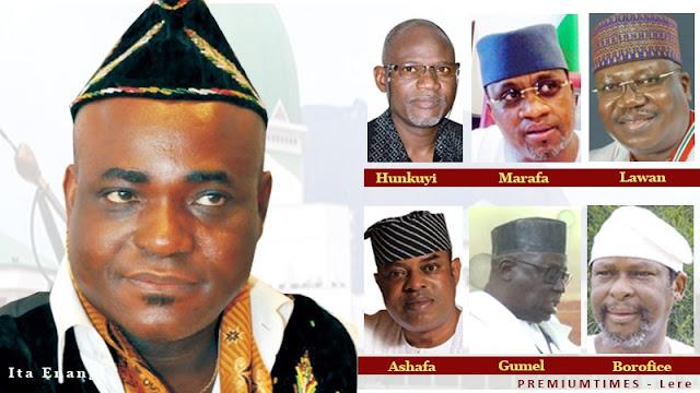 Politics Forgery Scandal: Senate Plots to Expel Buhari's Aide Ita Enang - Premium Times