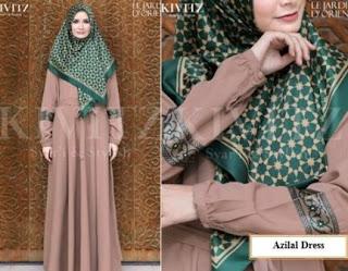 Azilal Dress