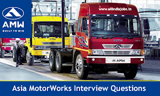 Asia MotorWorks Interview Questions