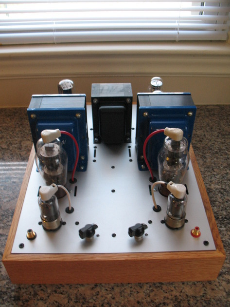 6th Street Bridge Project The Command Tube Amplifier