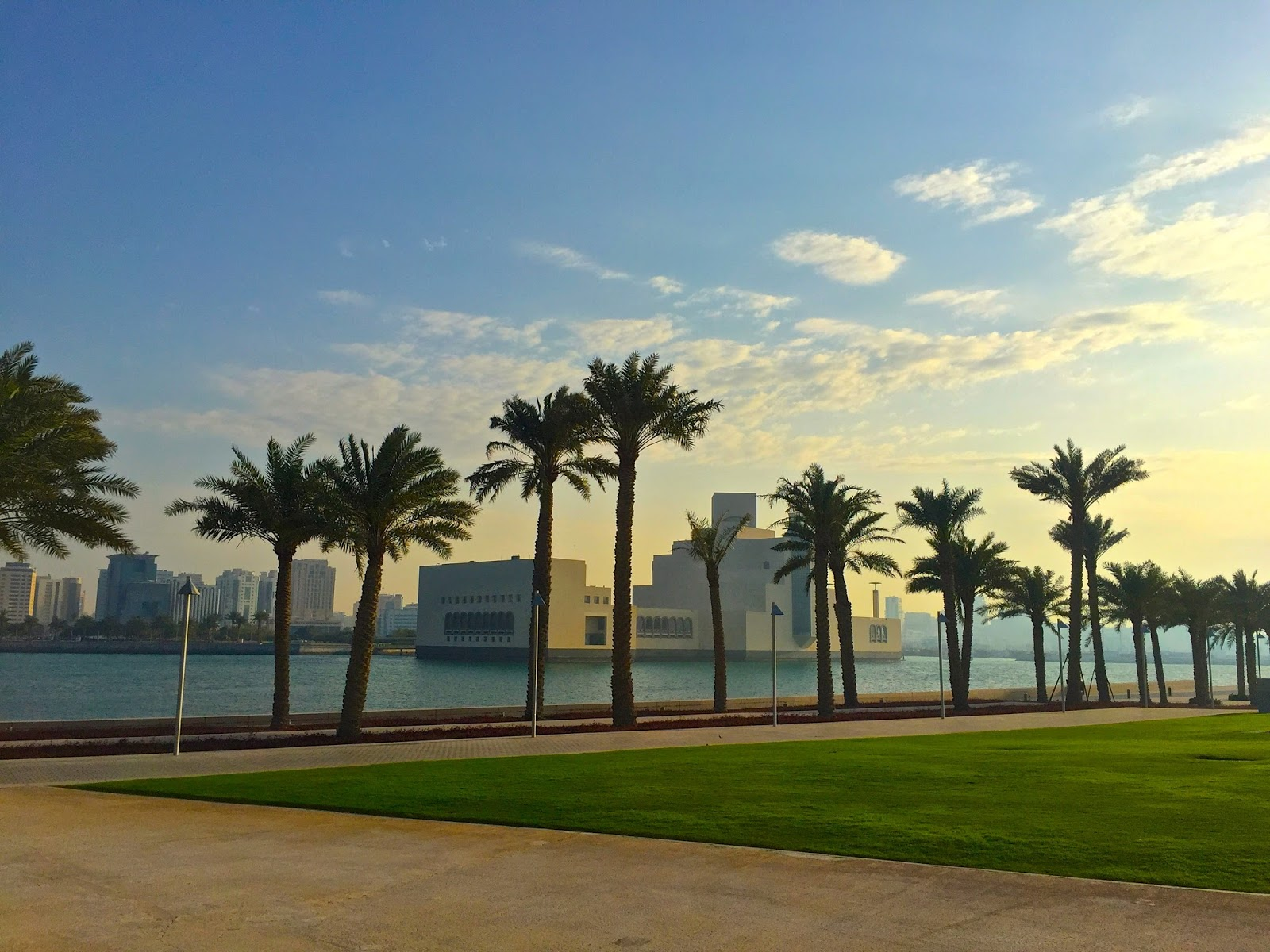 Qatar Link-Up: My Top Tourist Spot in Doha