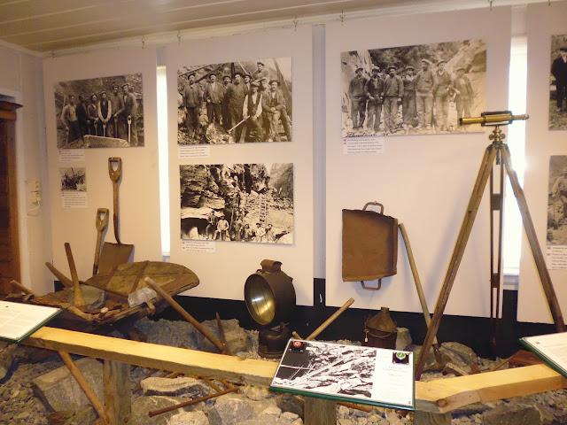 Museo del Tren de Flåm (@mibaulviajero)