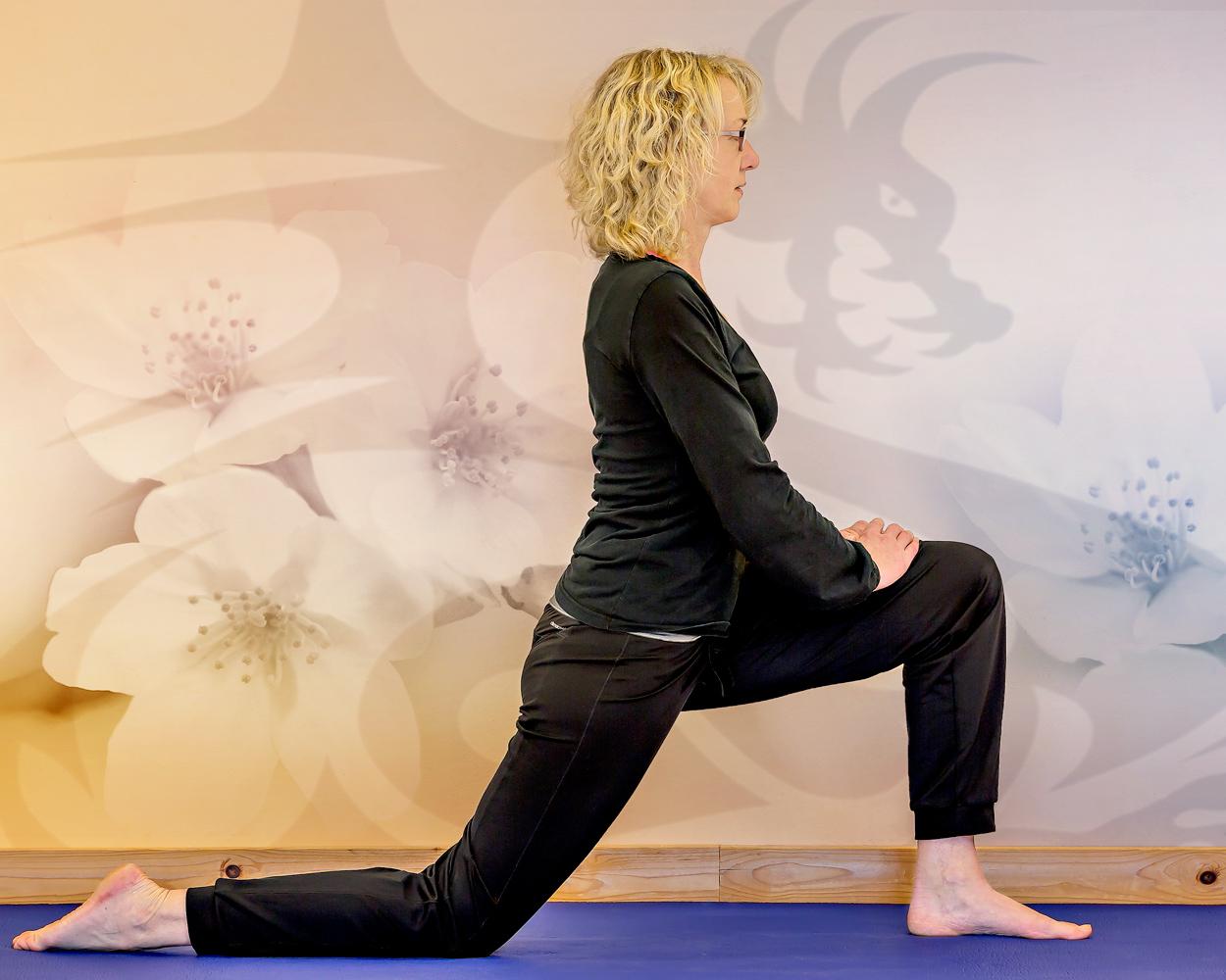 Yoga Krafttiere Und Yoga Asanas