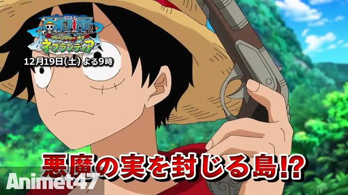 Ảnh trong phim One Piece: Cuộc Phiêu Lưu Đến Lãnh Địa Nebulandia 1
