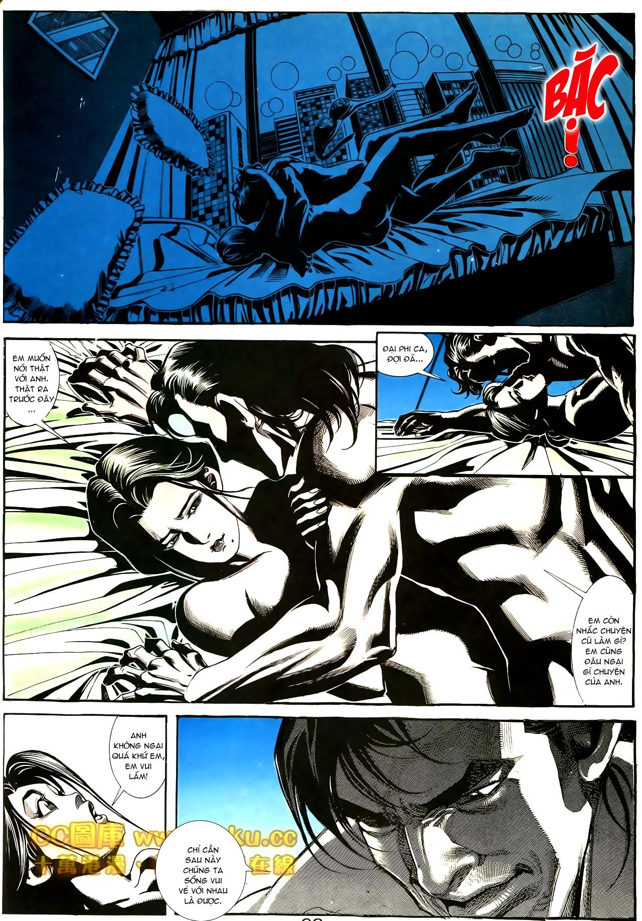Người Trong Giang Hồ chapter 187: huynh đệ tình trang 5