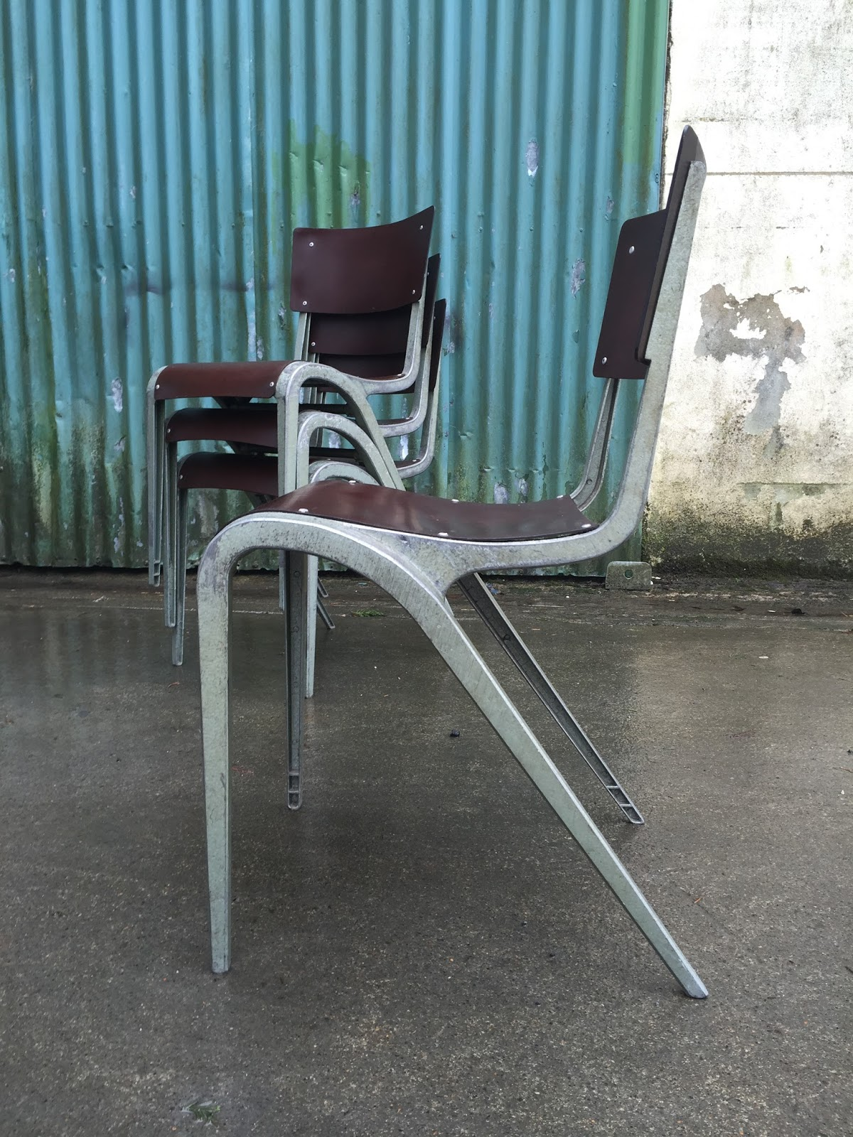 Retro Dining Chairs Ireland Solid Gold Wheelchair Vintage Furniture