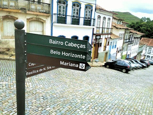 Uma mala de aprendizados em Ouro Preto