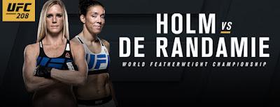 UFC 208 live