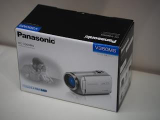 パナソニック HC-V360 デジタルビデオカメラ・未使用品を買い取り致しました