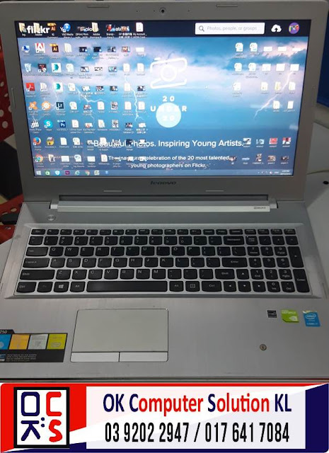 [SOLVED] AUTO SHUTDOWN LENOVO Z50-70 | REPAIR LAPTOP CHERAS 6