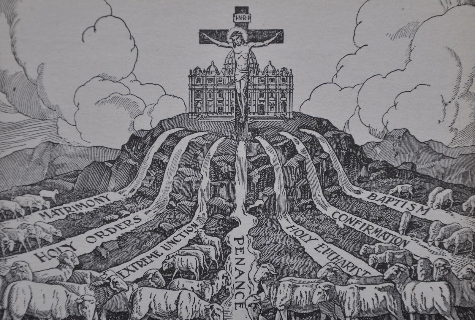 Catholica Omnia The Seven Sacraments