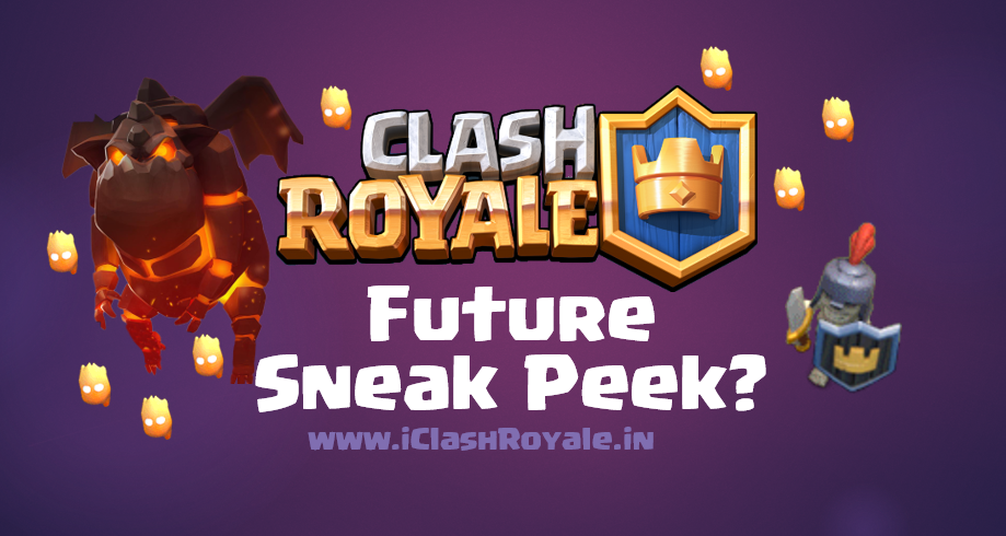 Clash_Royale_New_Troops, Lava_hound, Lava_Pup