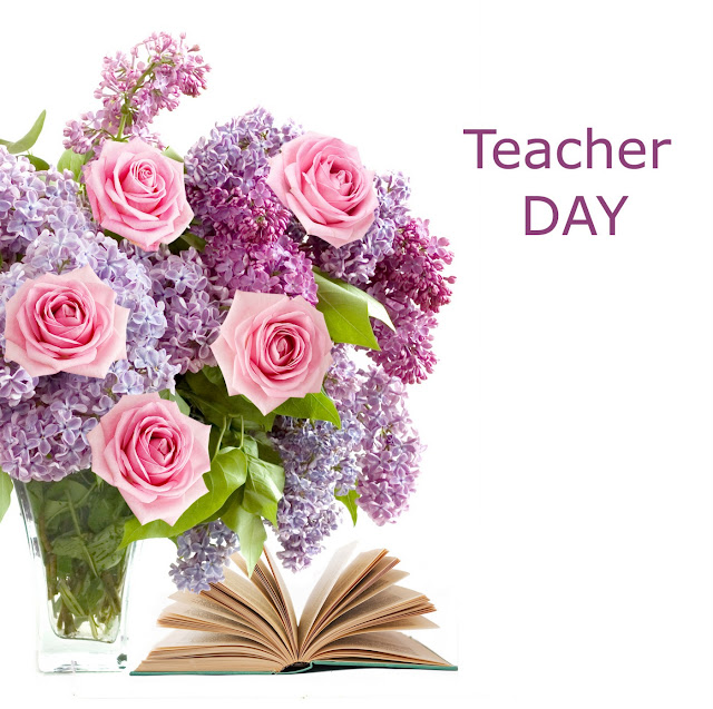 best flower for teachers