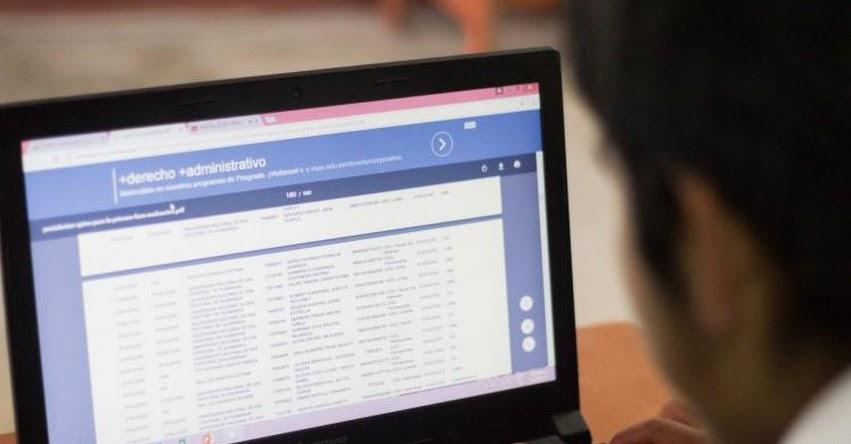 UNMSM: Primer grupo de 9,784 postulantes a la Universidad San Marcos rendirá simulacro virtual este domingo