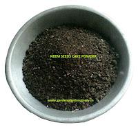 Neem Seeds Cake powder Ahmedabad