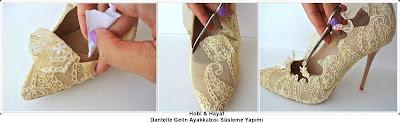 Ayakkabı Süsleme - Ayakkabı Modelleri 2