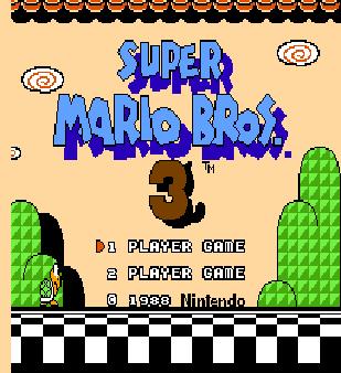 【FC】超級瑪莉3(Super.Mario.Bros3)原版+無敵熊變形版!