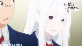 Re:Zero kara Hajimeru Isekai Seikatsu Temporada 2 Capítulo 5 Sub Español HD