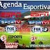 AGENDA esportiva DA TV (Domingo 9/7/2017)