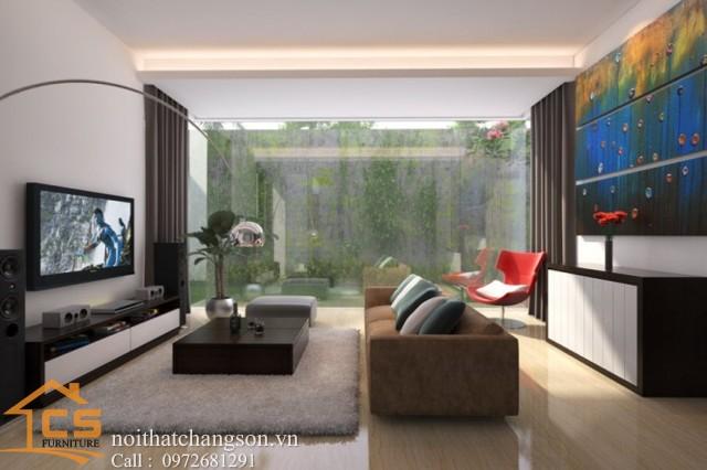 phòng khách đẹp 15