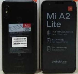 Cara Hard Reset Xiaomi A2 Lite yang Lupa Pola atau Password