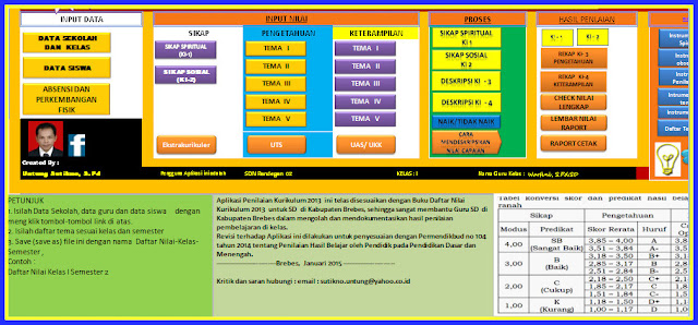 Download Aplikasi Analisis Penilaian Upgrade Terbaru